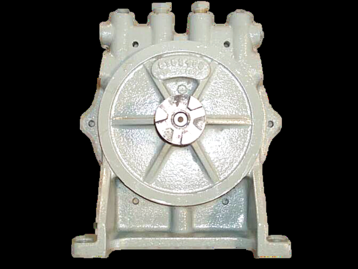 Midwest Locomotive Service Load Regulator Vane Motor
